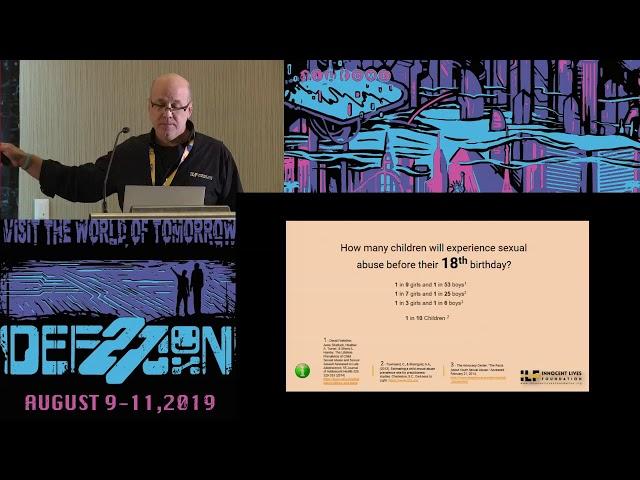DEF CON 27 Social Engineering Village - Shane McCombs - Why vigilantism doesnt work