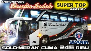 Download Video Rosalia Indah SUPER TOP, Rasanya Pasti TOP! Nyobain Rosin ST Solo—Merak cuma 245 ribu! MP3 3GP MP4