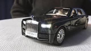 롤스로이스 팬텀 컬리넌 합금 자동차 모델 고급 퀄리티 …