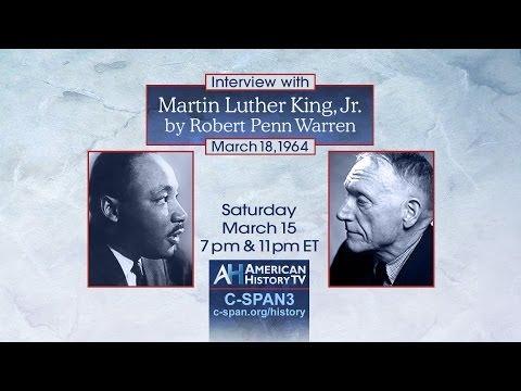 Martin Luther King Jr. Interview by Robert Penn Warren - Preview