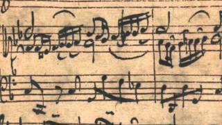 Johann Sebastian Bach: Nun komm, der Heiden Heiland BWV 659 - David Boos, organ