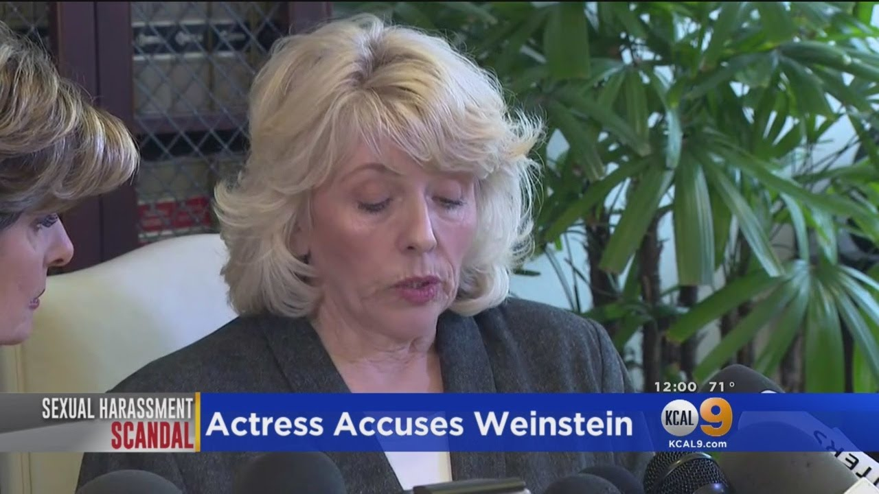Former LA Actress Accuses Weinstein Of Sexual Harassment
