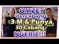 OMZET PERCABANG 30 MILIAR & Punya 30 CABANG. NGERIII !!! Ep. Bongkar Ajik Krisna (Part 3 of 3)
