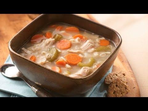Homemade Turkey Soup | Betty Crocker Recipe
