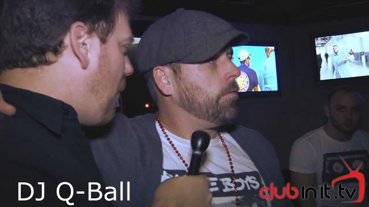 QBall from Bloodhound Gang DJ Too Tuff DJ Nevada with