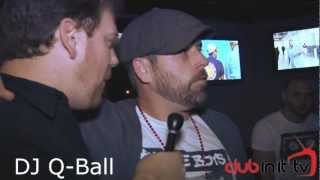 Q-Ball from Bloodhound Gang, DJ Too Tuff, DJ Nevada with Clubinit.TV