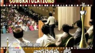 Cinemaa Awards 2010 - Cinemaa Awards 2010 Winners: Naga Chaitanya (Best Debut Actor)