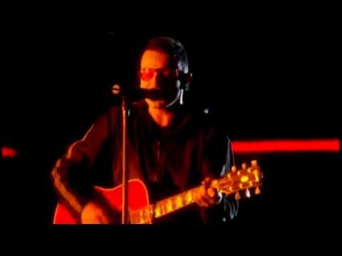 BONO & EDGE (HD Acoustic !) - DESIRE