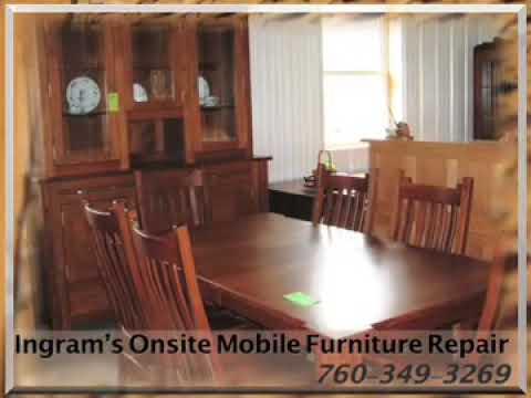Ingram S Onsite Mobile Furniture Repair, Mobile Furniture Repair