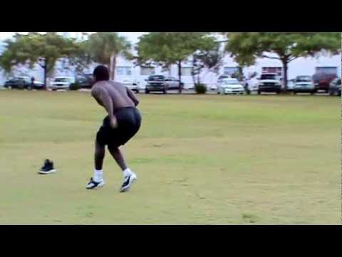 William Wakatega - Drills- Safety - Ready for NFL !