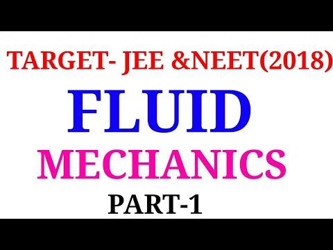 Fluid Mechanics Part-1 in Hindi