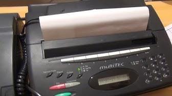Die Revolution der E-Mail - Das Faxgerät!
