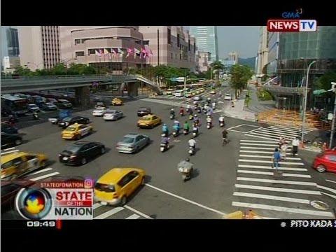 SONA: Taiwan, visa-free na para sa mga turistang Pinoy
