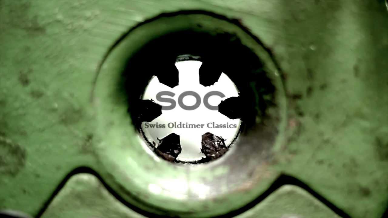 SOC - Swiss Oldtimer Classics - Pilot Folge INTRO