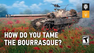 How Do You Tame the Stormy Bat.-Châtillon Bourrasque? [World of Tanks]