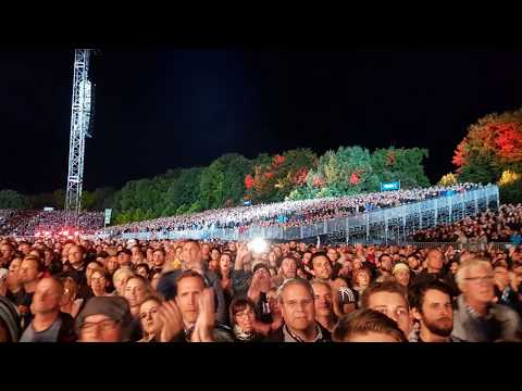 Rolling Stones Concert in Hamburg 09.09.2017 No Filter Tour