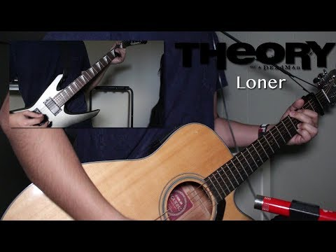 Theory of a Deadman - Loner (Guitar Cover)