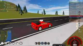 Roblox Vehicle Simulator! (btw this is a sorry video) Part-1