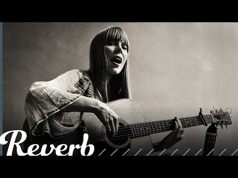 """Joni Mitchell """"You Turn Me On I'm a Radio"""": Intro to Alternate Tunings   Reverb Learn to Play"""