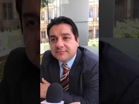 Sergio Mena en Tribuna