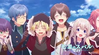 Плеяда семи звёзд / Shichisei no Subaru / Трейлер / AniMedia.TV - русская озвучка