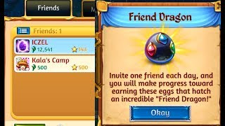 Скачать Merge Dragons Has A New Friends Feature Please Add Me And Lets Try To Get A Friend Dragon