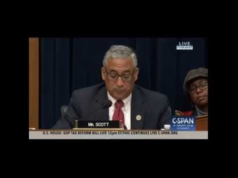 Ranking Member Bobby Scott Questions Sect. Acosta