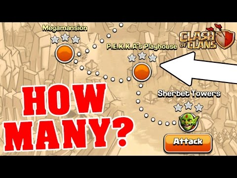 Clash Of Clans - Impossible Single Player Challenge!?! - Tony Vs The Goblin Maps 2016!