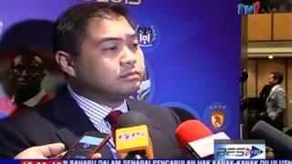 AFC CUP DRAW [19 JUN 2015]