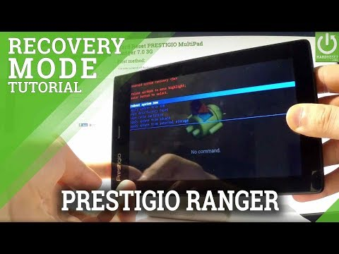 How To Boot Into Recovery Mode In PRESTIGIO MultiPad Ranger