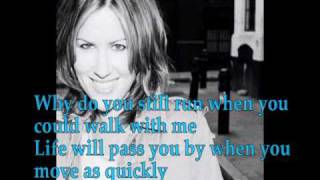 Dido - Do You Have a Little Time lyrics