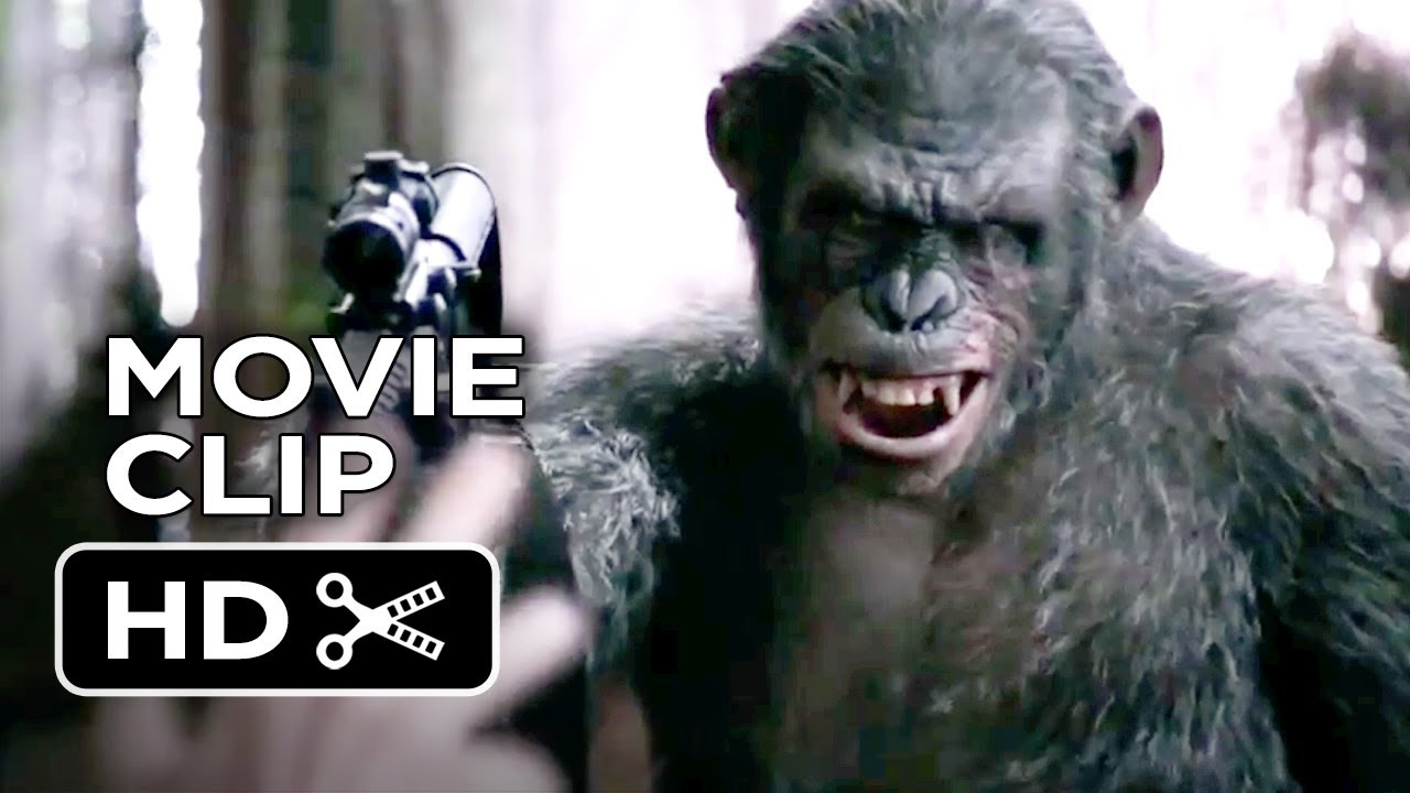 dawn of the planet of apes