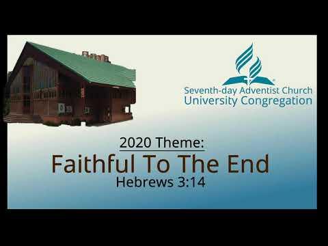 University SDA Church Online