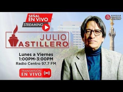 Las últimas noticias totalmente EN VIVO con JULIO ASTILLERO en #RadioCentroNoticias