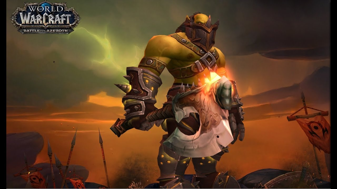 World of Warcraft: Arms Warrior BfA 8 0 1 Skills, Talents & Rotation Guide