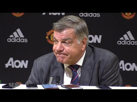 Manchester United 2-0 Crystal Palace – Sam Allardyce Full Post Match Press Conference