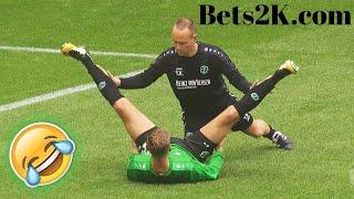 Сборник смешных моментов в футболе. Complicated