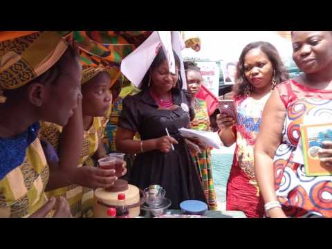 COOKING FOR REAL - GHANA