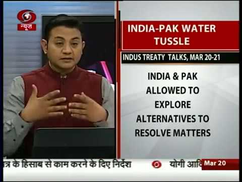 India First: Discussion on Indus waters treaty talks in Islamabad