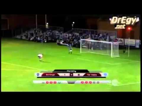 Самый смешной симулянт в истории футбола. Видео