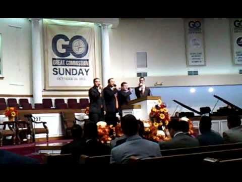 Mission Revival at Longview Baptist Temple
