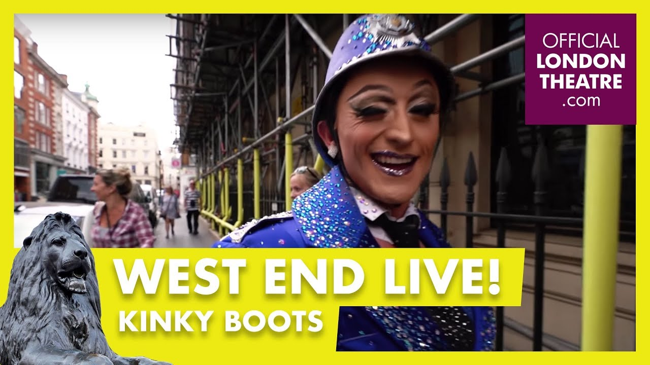 Walking to West End LIVE 2018: Kinky Boots