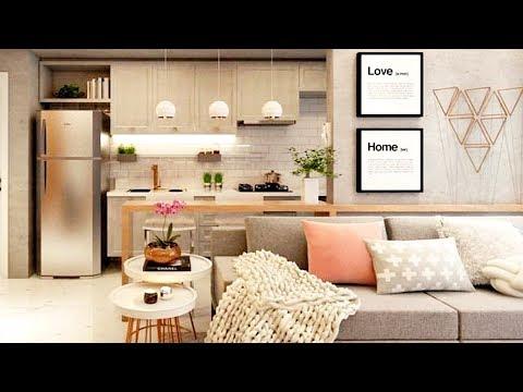 the-sims-4-|-tiny-scandinavian-korean-apartment-|-speed-build-+-download-links