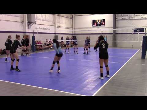 Colorado Juniors 15 Kirk vs Club Legacy Match #1 ASICS Presidents Day Tourney