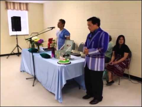 Pastor David Star's  Happy Birth Day 38 years in Chapel Hill, NC USA