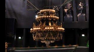 Polish Chandelier - The Phantom of the Opera - Non-replica production (spadający żyrandol)