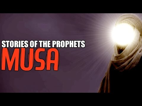 Prophet Musa AS [Musa Vs Pharaoh] Part 1