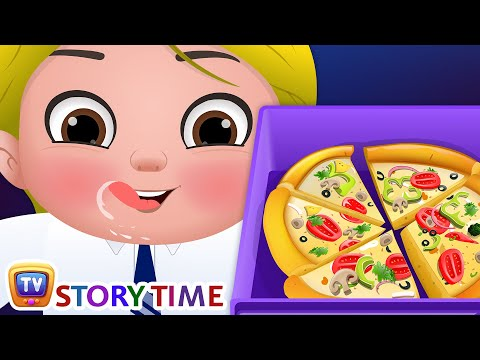 Cussly, The Food Frenzy - The Lunch Thief Part 2 | ChuChuTV Good Habits Moral Stories for Kids