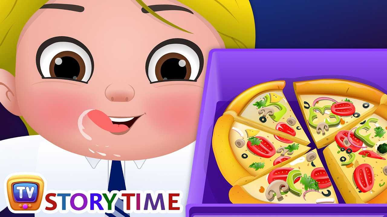 Download Cussly, The Food Frenzy - The Lunch Thief Part 2 | ChuChuTV Good Habits Moral Stories for Kids