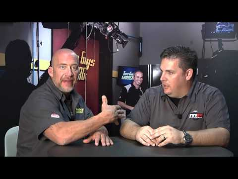Two Guys Garage Interviews Master Power Brakes at SEMA 2016
